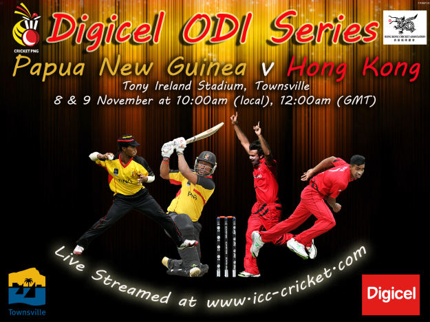 Digicel ODI Series