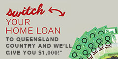 Refinance offer from QCCU